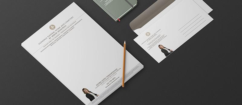 Letterheads Printing - LOGO PRINT