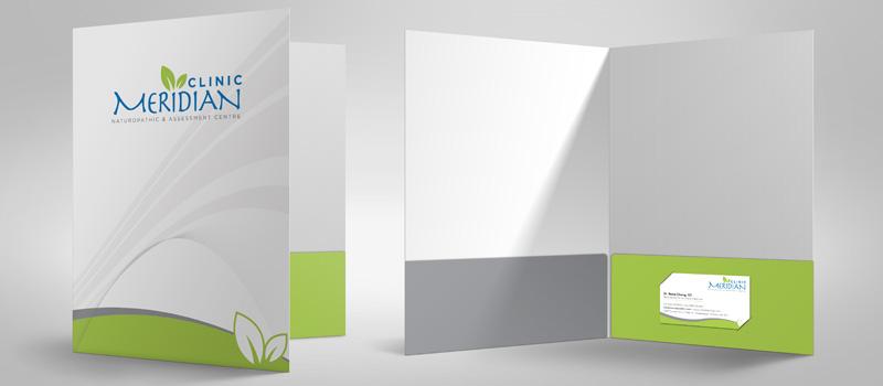 Presentation Folders Printing Mississauga Logo Print