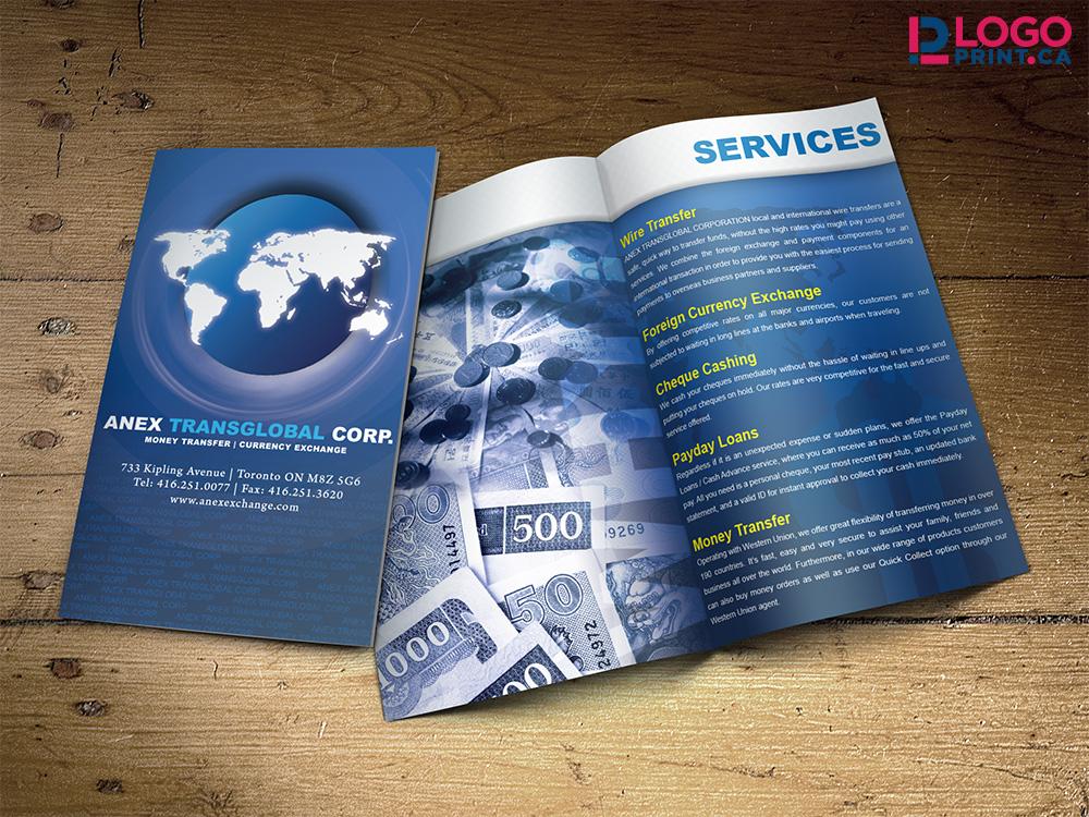 Flyers and Brochures - LOGO PRINT