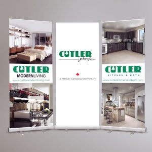 Pull Up Banners by LOGO PRINT
