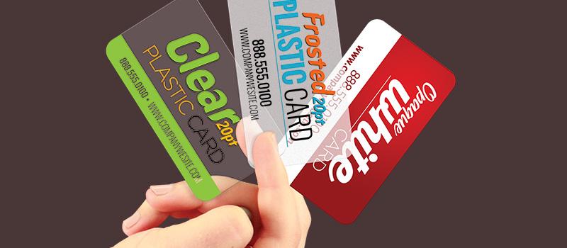 Plastic Cards Printing - LOGO PRINT