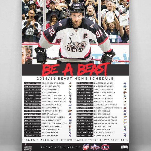 Beast-Poster