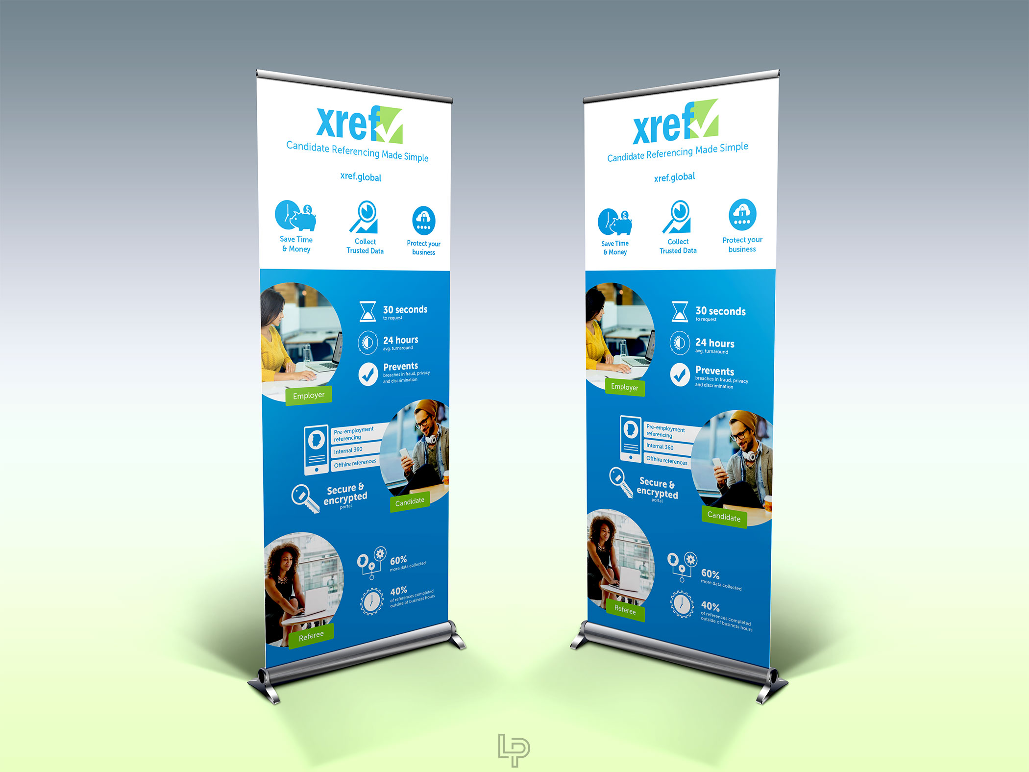 Signs mississauga logo print for Xref table design