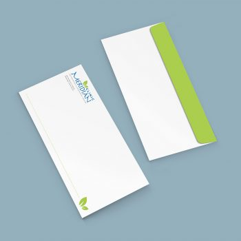 Meridian Clinic Envelope by LOGO PRINT
