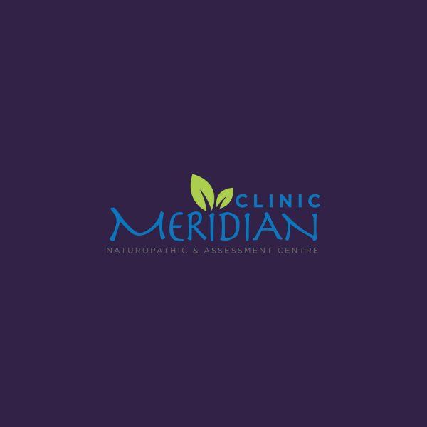 Meridian Clinic Logo Design by LOGO PRINT