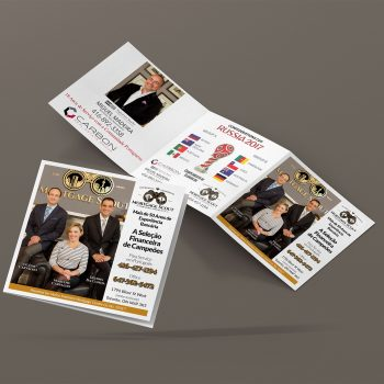 Mortgage Scout Brochure Printing by LOGO PRINT