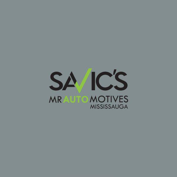 SAVICS Mr Automotive Mississauga LOGO Design by LOGO PRINT