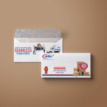 Envelope Printing by Logo Print