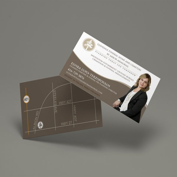Business Cards Mississauga by LOGO PRINT