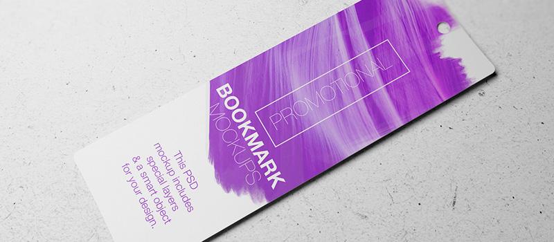 Bookmarks Logo Print