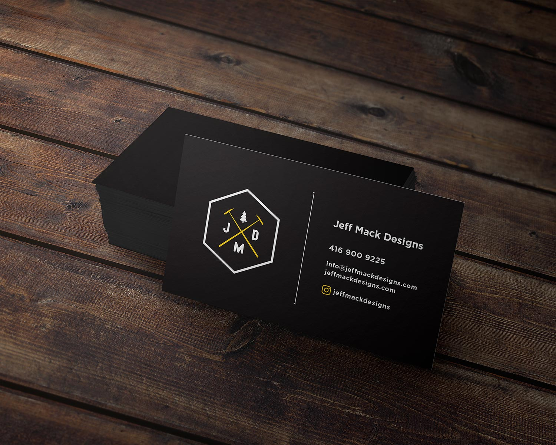 Business Card Designs - LOGO PRINT