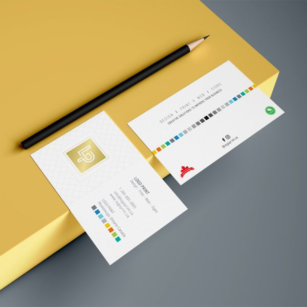 it business card designs
